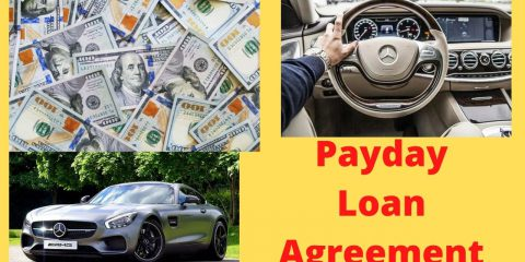 payday loan contract